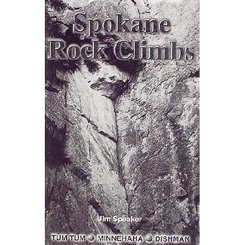 Partner's West Stone Publishing Spokane Rock Climbs