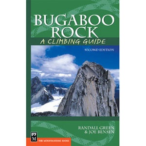 Mountaineers Mountaineers Books Bugaboo Rock, 2nd edition
