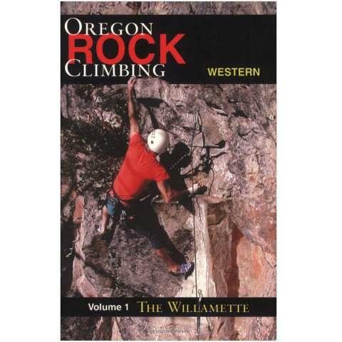 Partner's West Rock Climbing Western Oregon-Willamette