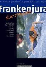 Wolverine Publishing Frankenjura Extreme (The Ultimate Guidebook for Grade 8 and Beyond)