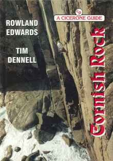 Partner's West Cicerone Press Cornish Rock