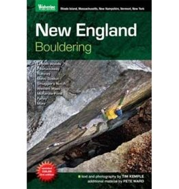 Wolverine Publishing Wolverine New England Bouldering, 2nd Edition