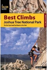 Falcon Falcon Guides Best Climbs Joshua Tree National Park