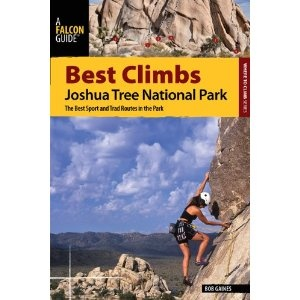 Falcon Falcon Guides Best Climbs Joshua Tree National Park