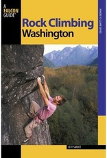 Falcon Falcon Guides Rock Climbing Washington, 2nd