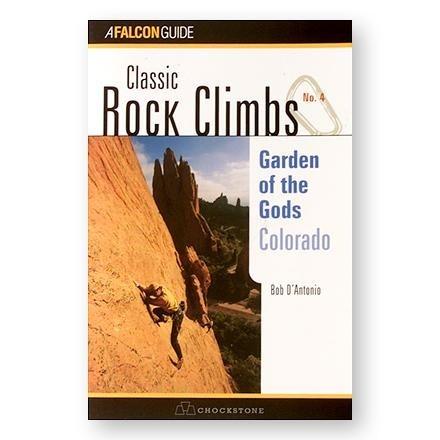 Falcon Falcon Guides Classic Rock Climbs Garden of the Gods Colorado