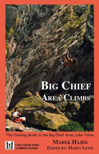 Maximus Press Maximus Press Big Chief Area Climbs