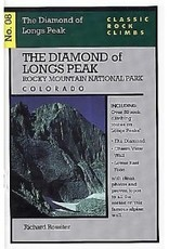Falcon The Diamond of Longs Peak Rocky Mountain National Park