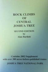 Falcon Alan Bartlett Rock Climbs of Central Joshua Tree, 2nd Edition