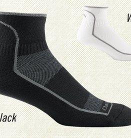 Darn Tough Darn Tough 1/4 Sock, Cushion, Cool Max