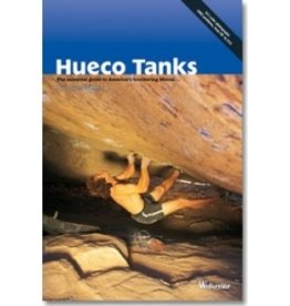 Wolverine Publishing Wolverine Hueco Tanks Bouldering Guidebook
