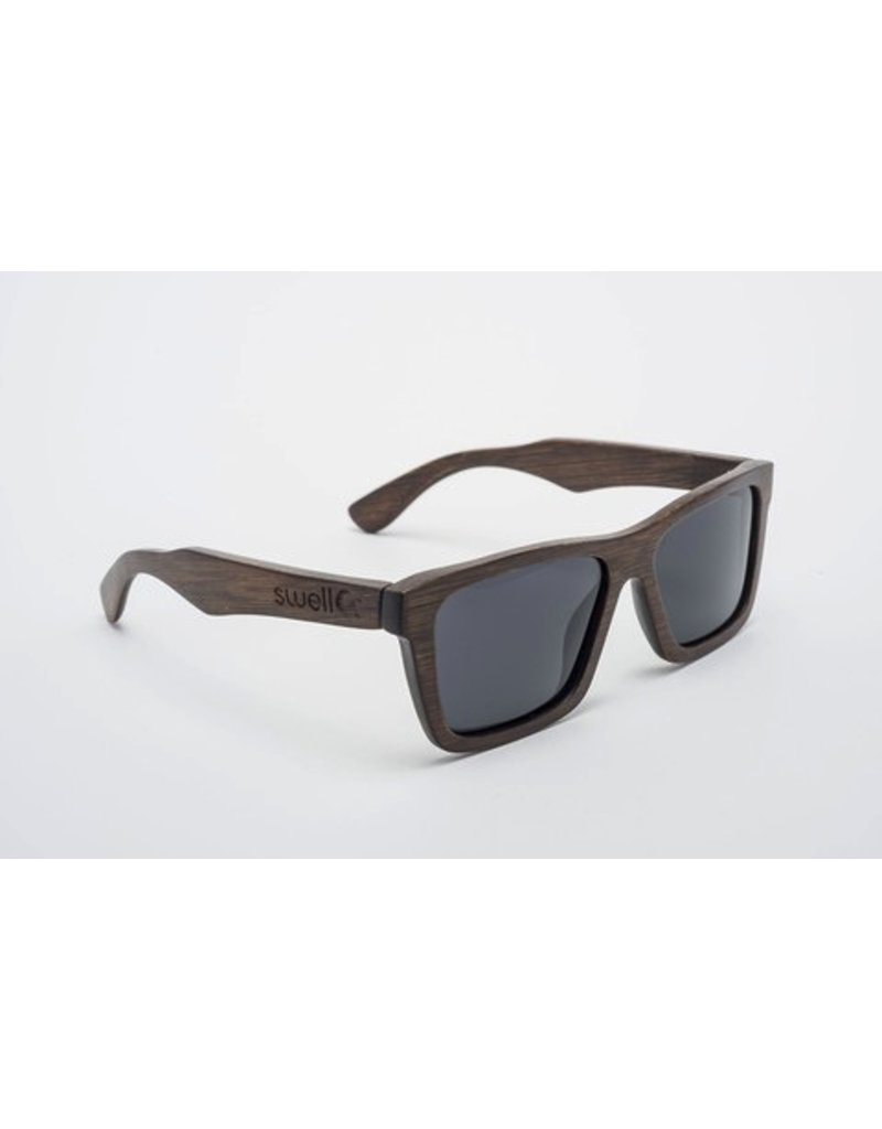 Swell Vision Classic Brown with Smoke Lens