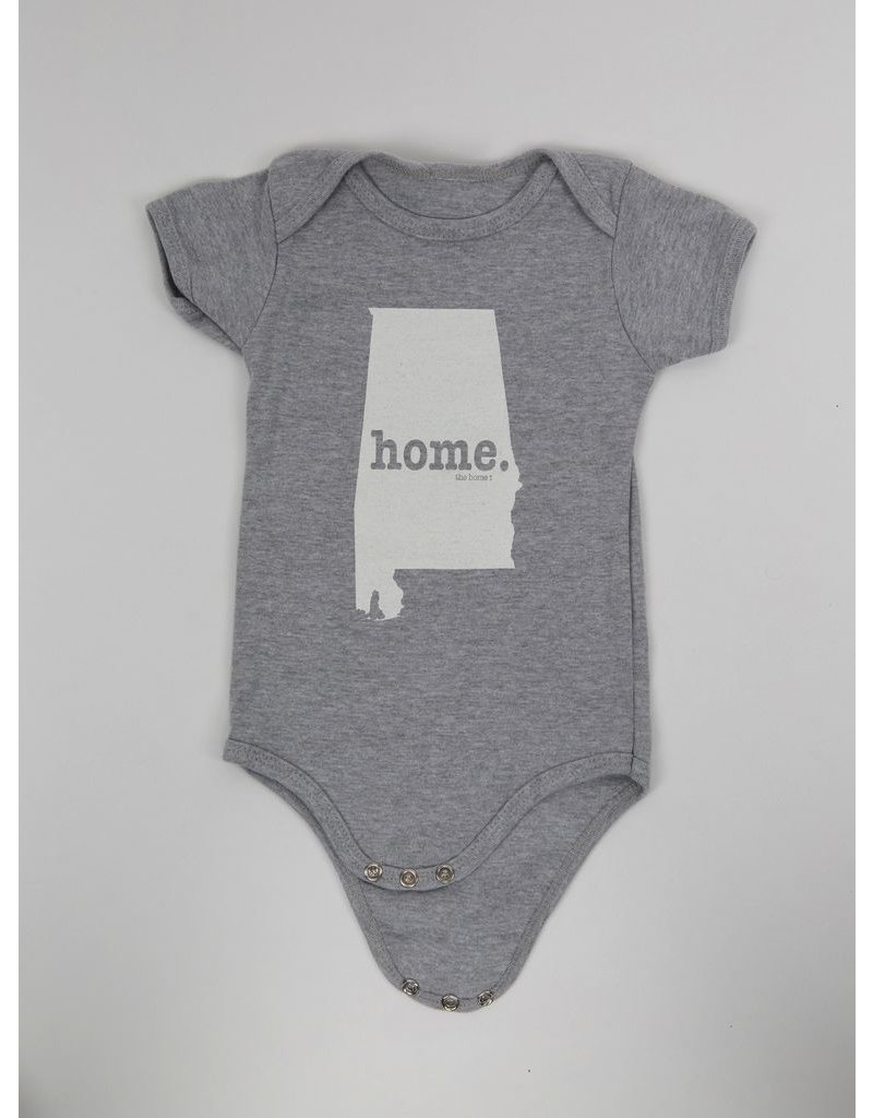 The Home T Alabama Home Onesie