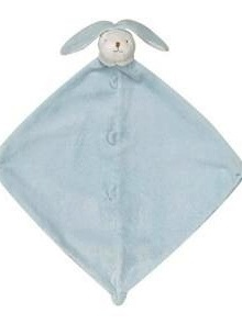Angel Dear Blue Bunny Blankie by Angel Dear