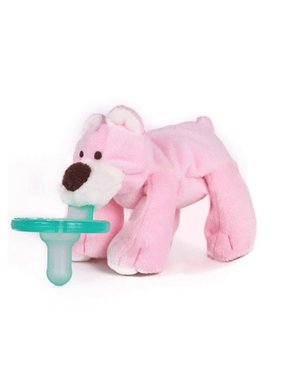 WubbaNub Pink Bear WubbaNub Pacifier