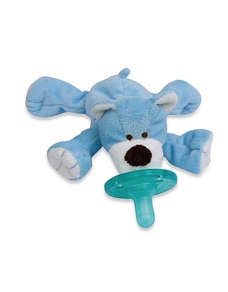 WubbaNub Blue Bear WubbaNub Pacifier