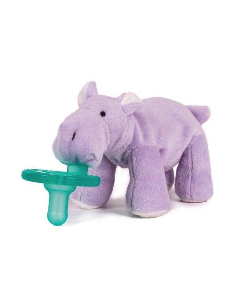 WubbaNub Hippo WubbaNub Pacifier