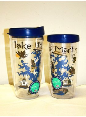 Signature Tumbler Lake Martin Tumbler - Super Traveler