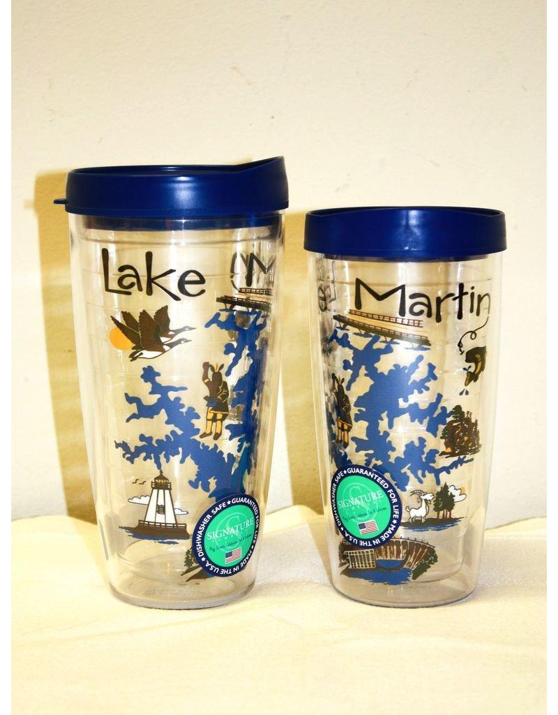 Signature Tumbler Lake Martin Tumbler - Super Traveler