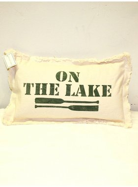 Marshes, Fields, & Hills Lake pillows - 12x18