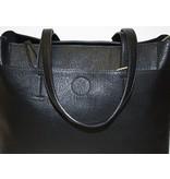 "Monica's Handbags The ""Stay Organized"" Purse - Black"
