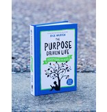 Harper Collins The Purpose Driven Life - Devotional for Kids by Rick Warren - NY TImes  Bestselling author