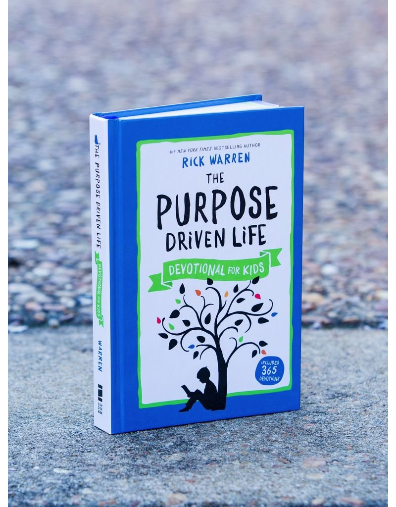 Harper Collins The Purpose Driven Life for Kids