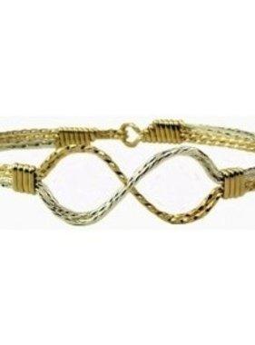 Ronaldo Infinity Bracelet size 7.0