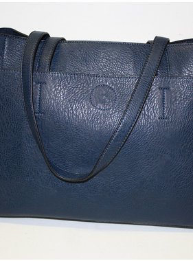 "Monica's Handbags The ""Stay Organized"" Purse - Navy"