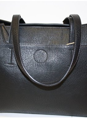 "Monica's Handbags The ""Stay Organized"" Purse - Black"