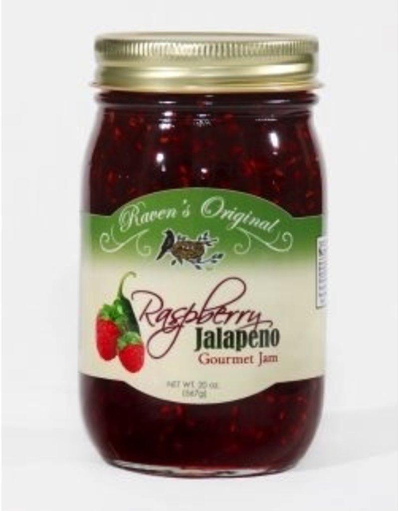 Raven's Nest Specialties Raspberry Jalapeno Jelly