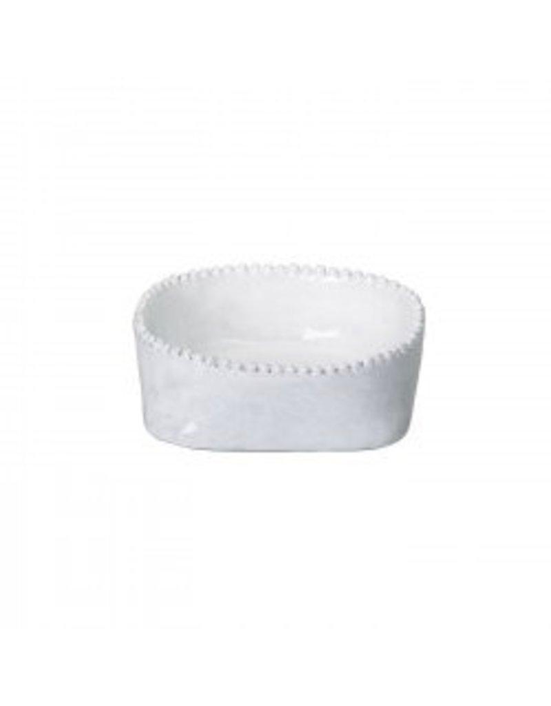 Vietri Incanto Striped Square Antipasti Bowl