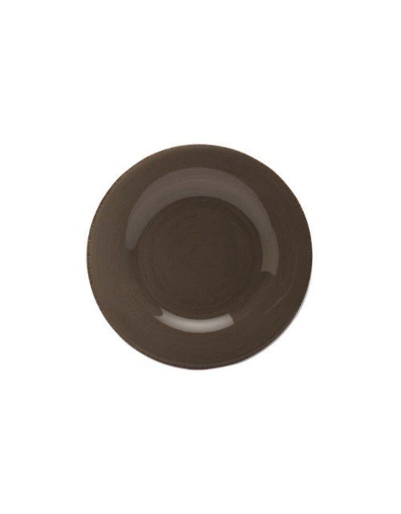 Trade Associates Group sonoma salad plate - warm gray