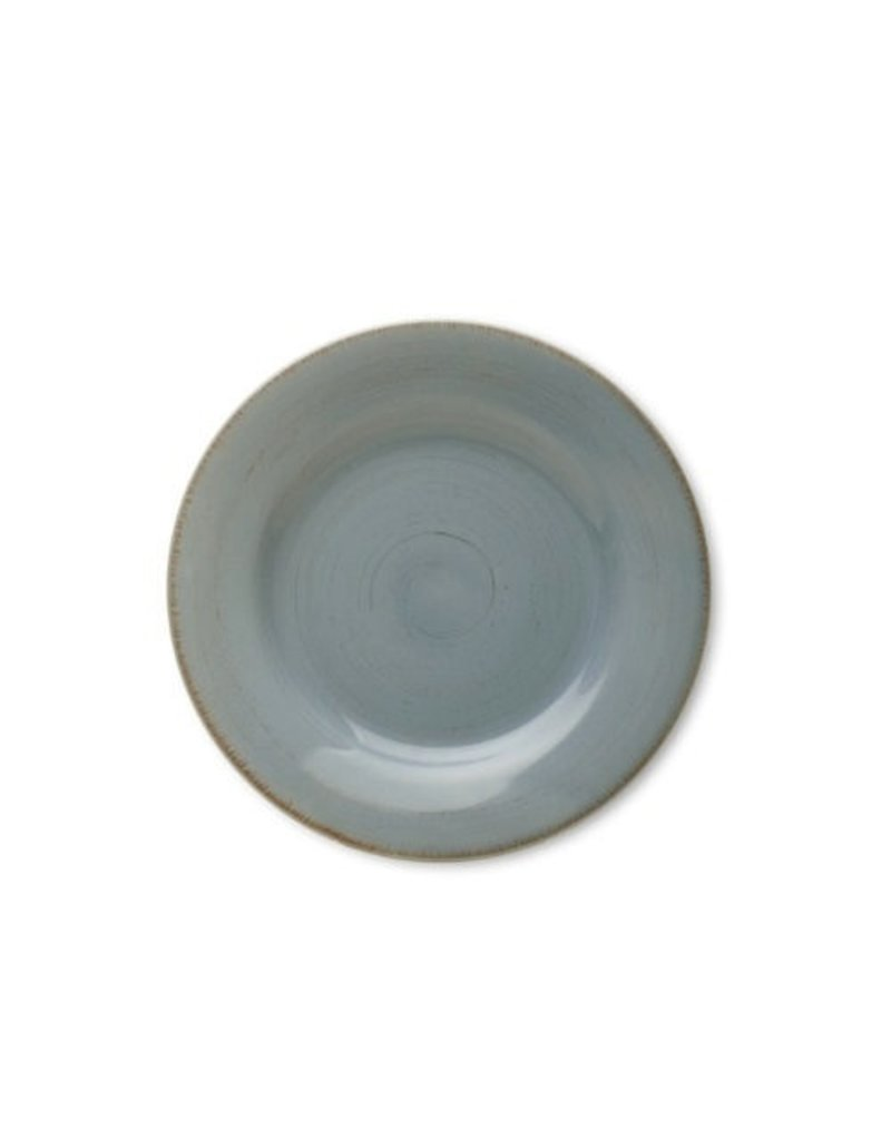 Trade Associates Group Salad Plate-Slate Blue