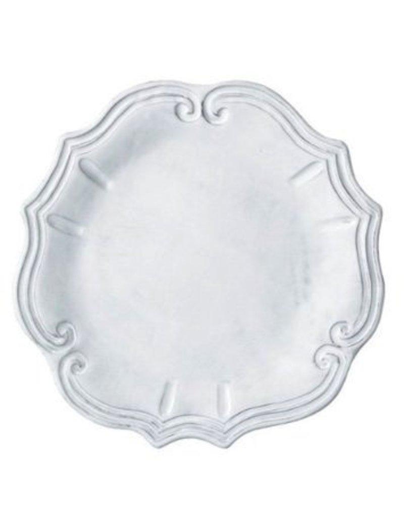 Vietri Inc Lace Salad Plate