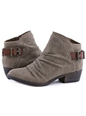 Blowfish Bootie with Buckle Detail by Blowfish Shoes