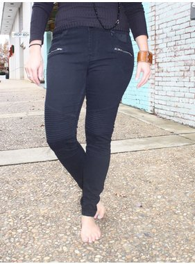 Cello Moto Marley Skinny Jeans