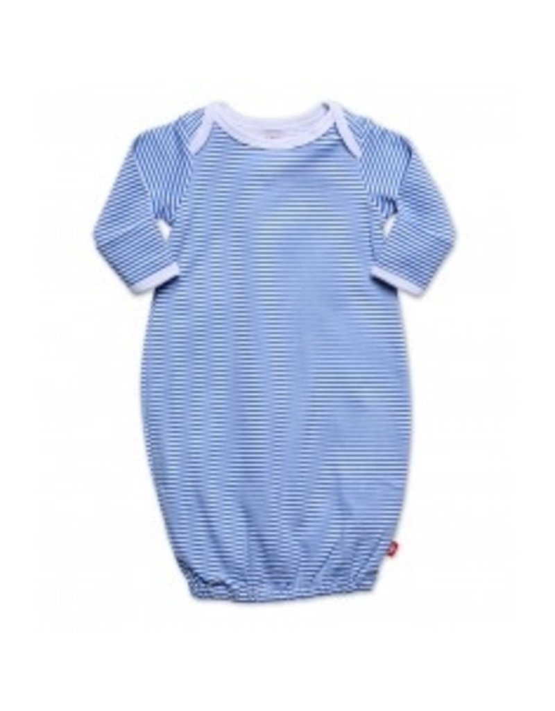 Zutano Candy Stripe Gown by Zutano