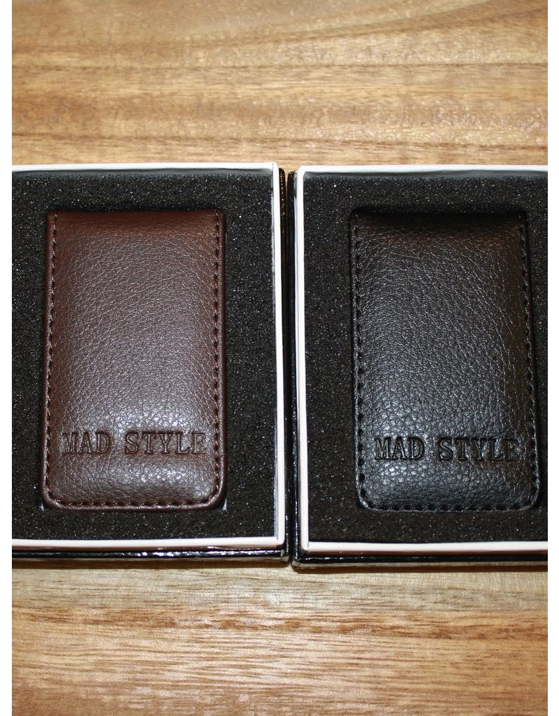 Mad Style Money Clip