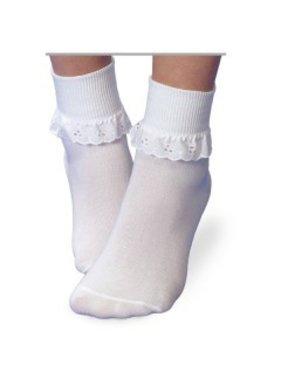 Eyelet Lace Socks by Jefferies Socks
