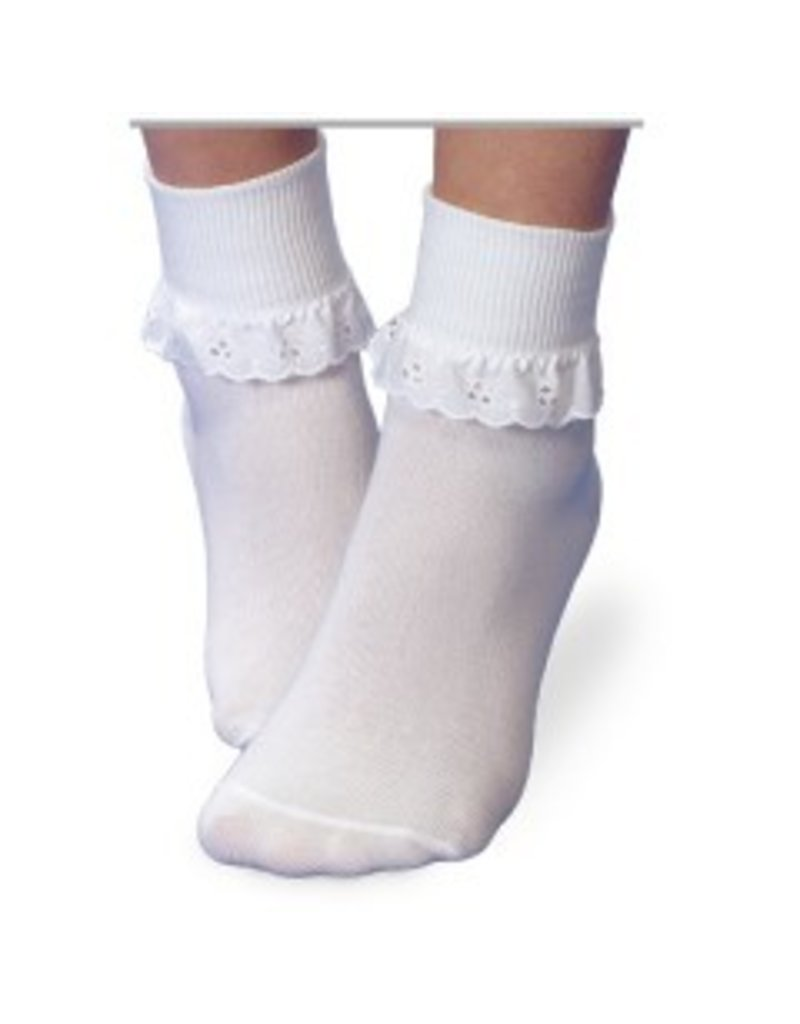 Eyelet Lace Socks by Jefferies Socks