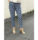 Staccato Draw string Print Pants