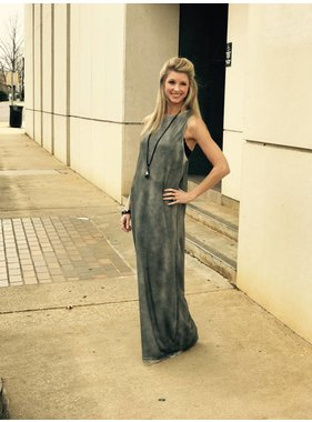 Mustard Seed Let's Go Somewhere Dress