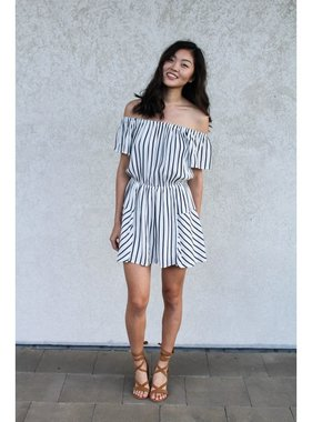 Before You Collection off shoulder romper