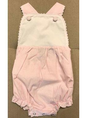 DUC Star/Sweet Dreams Pink Stripe Ruffle Bubble by Sweet Dreams