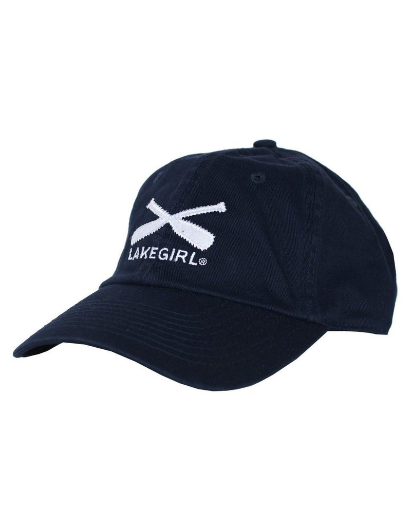 Lakegirl All American cap NAVY