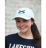 Lakegirl All American Cap WHITE