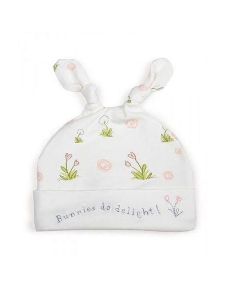 Delightful Knotty Nighty & Cap by Bunnies by the Bay