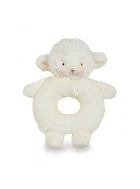 Kiddo Ring Rattle by Bunnies by the Bay