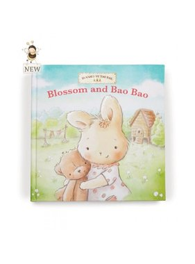 Bunnies by the Bay Blossom and Bao Bao Board Book from Bunnies by the Bay